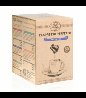 Mente - L'espresso perfetto - 50 cap.