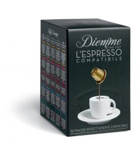 Mente - L'espresso compatibile - 50 cap. PROMO