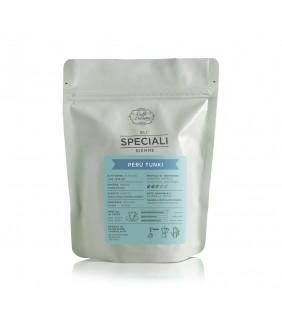 GLI SPECIALI - Perù TUNKI - Caffè in grani 200 gr.