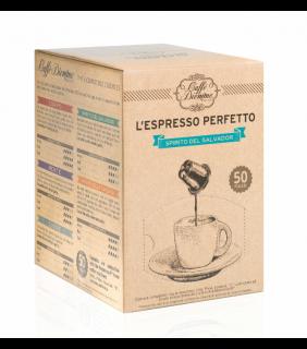 Spirito del Salvador - L'espresso perfetto - 50 cap.