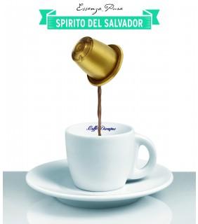 Spirito del Salvador - L'espresso compatibile - 10 cap.