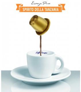 Spirito della Tanzania - L'espresso compatibile - 10 cap.