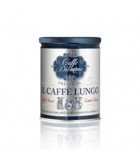 Macinato 100% Arabica  - caffè lungo