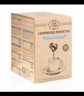 Cuore - L'espresso perfetto - DECAFFEINATO - 50 cap.