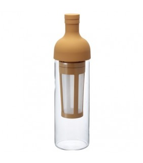Filter in Coffee Bottle Hazel \ Bottiglia cold brew casalinga nocciola