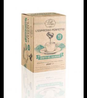 Spirito del Salvador - L'espresso perfetto - 10 cap.