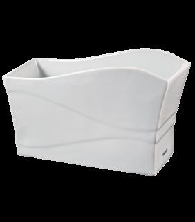 V60 Paper Stand White \ Porta filtri ceramica da banco