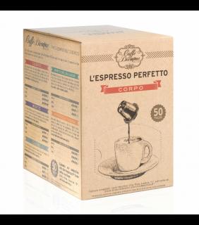 Corpo - L'espresso perfetto - 50 cap.