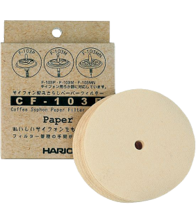 Paper Filter 100 sheet Pack for DCA-3/5 NCA-3/5 \ Filtri carta Syphon 100 pezzi