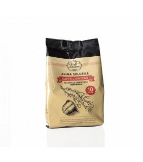 Caffè al Ginseng - Capsule compatibili - 10 cap.