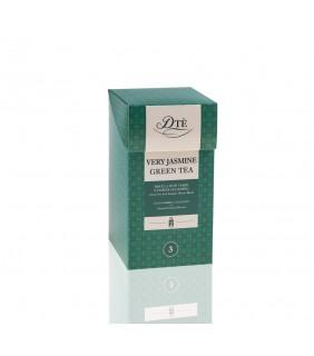 VERY JASMINE GREEN TEA - Tè verde e fiori di gelsomino - 12 filtri