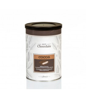 HOT CHOCOLATE – COCOA - BARATTOLO DA 500G.