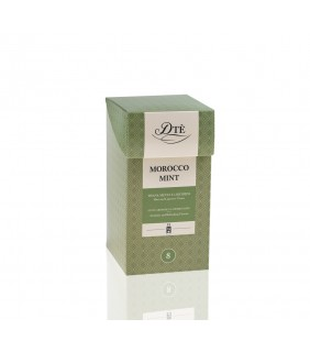 MOROCCO MINT - Tisana menta e liquirizia - 12 filtri