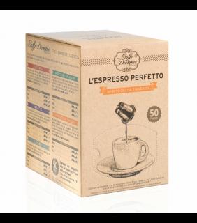 Spirito della Tanzania - L'espresso perfetto - 50 cap.