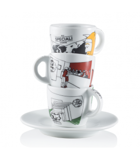 Funny Cups 90 Years - Limited Edition